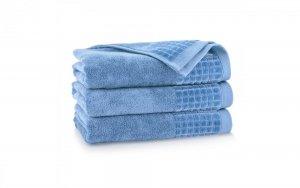 Ręcznik kąpielowy Zwoltex 50x100 Paulo 3 - Opal - Bawełna Egipska.