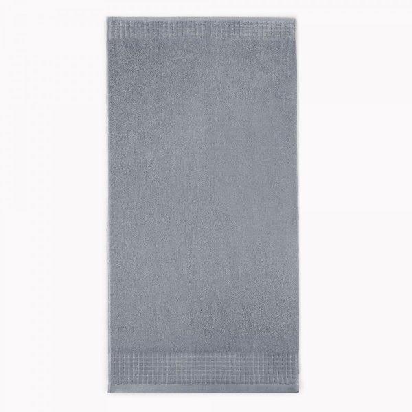 Ręcznik 50x90 100% bawełna -Jasny Grafit Paulo