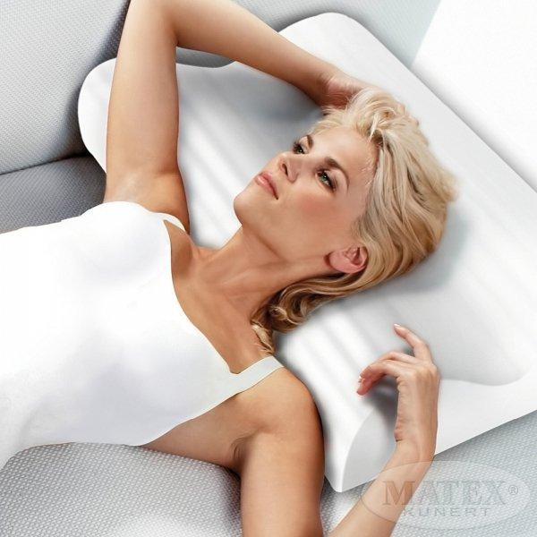 Poduszka z pianki termoplastycznej Matex