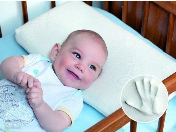 Poduszka z pamięcią dla dzieci i niemowląt Babymatex Memo