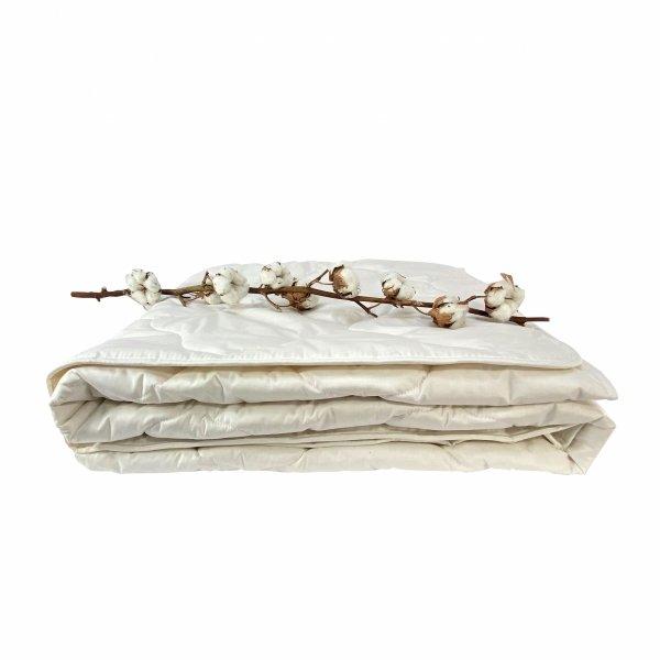 Ekologiczna kołdra 160x200 Ecotton - 100% bawełna Poldaun
