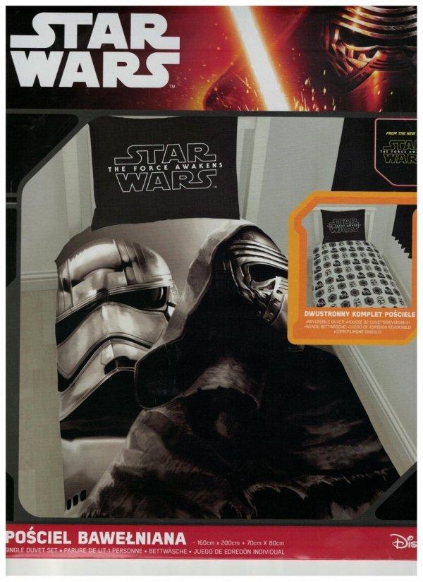 Pościel gwiezdne wojny 160x200