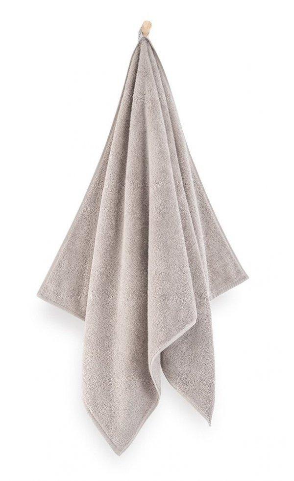 Ręcznik kąpielowy KIWI 2 Piaskowy - 70x140 cm