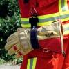 Smycz do mocowania rękawic trudnopalna SEIZ Sling
