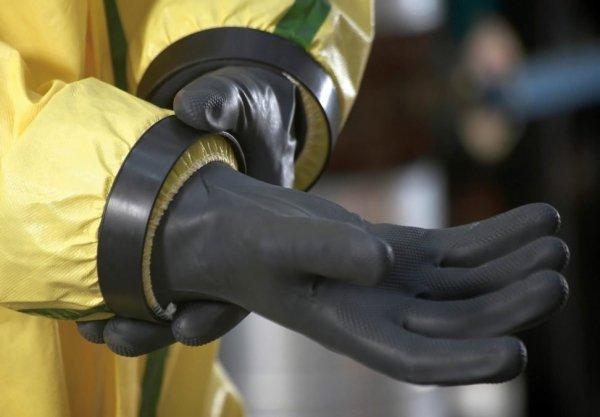 System mocowania rękawic Push-Lock®