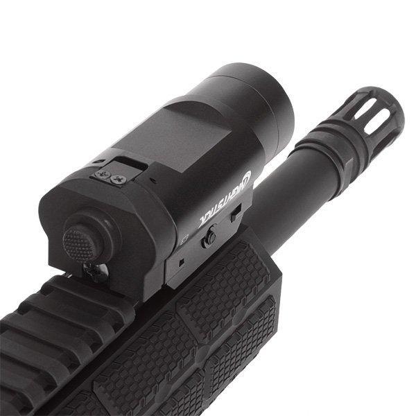 Latarka taktyczna Nightstick TWM-352 montowana do broni długiej