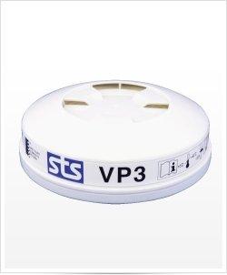 Filtr cząstek stałych SHIGEMATSU VP3 (PAPR)