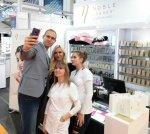 Noble Lashes Deutschland na targach Beauty Forum