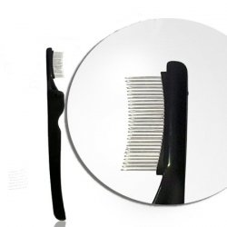 Lift off lash comb