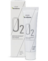 BrowXenna® OXYGEN O₂ cream Сlear Shade Diluter #0.0