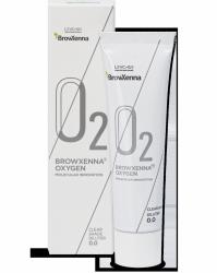 Bezbarwny Krem Rozjaśniający BrowXenna® OXYGEN O₂ Сlear Shade Diluter #0.0