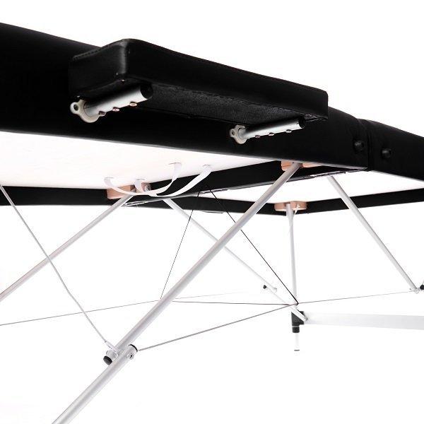 Profesjonalne łóżko kosmetyczne dla stylistki rzęs