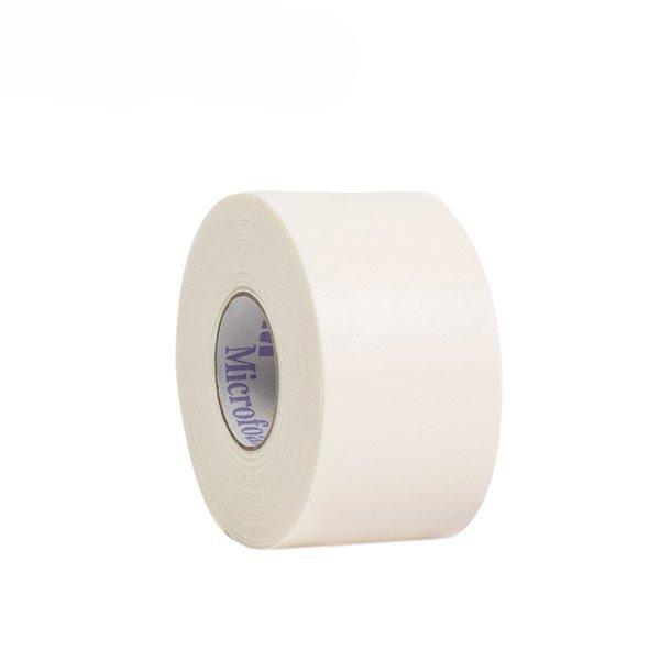Ochranná páska pro prodlužování řas / pěnová páska 5m x 2,5cm