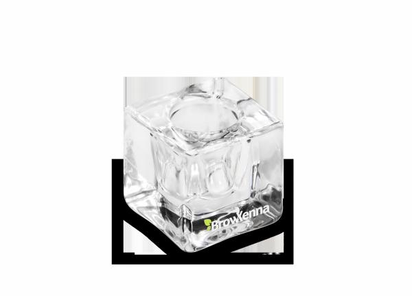BrowXenna® OXYGEN O₂  glass cup for dye mixig
