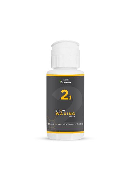 BrowXenna® Talc for sensitive skin