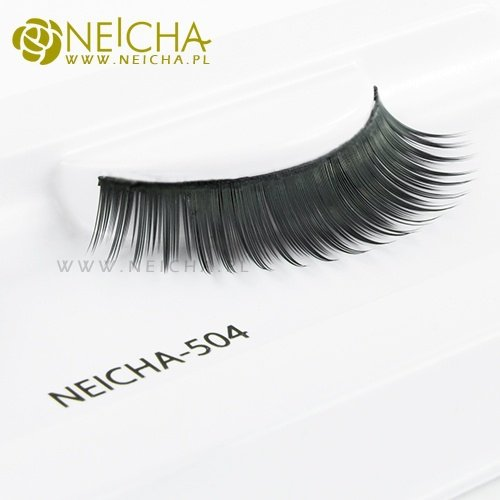 Strip false eyelashes 504