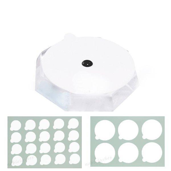 Small glue cover sticker 20pcs