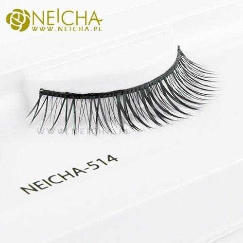 Strip false eyelashes 514