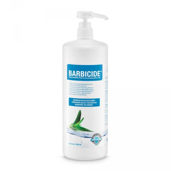 Płyn do dezynfekcji skóry i rąk 1L
