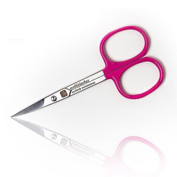 Nożyczki różowe  kosmetyczne PINK