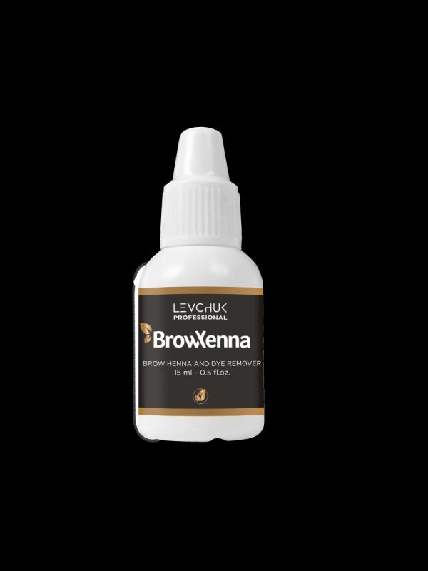 Remover do henny Brow Henna (Xenna)