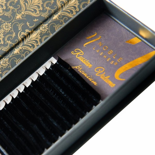 Rzęsy Russian Volume Premium C 0,15