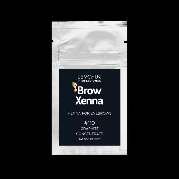 Henna do brwi w saszetkach Brow Henna (Xenna)