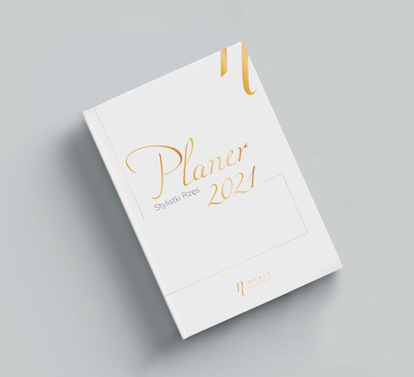 Planer Stylistki rzęs 2021