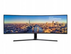 Samsung 49 Curved Monitor 32:9 LC49J890DKUXE