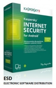 Kaspersky ESD Security for Android 1 Rok