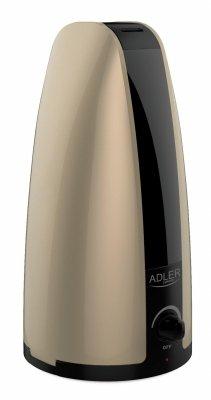 Adler AD 7954 nawilżacz powietrza 1 L 18 W Czarny, Złoto