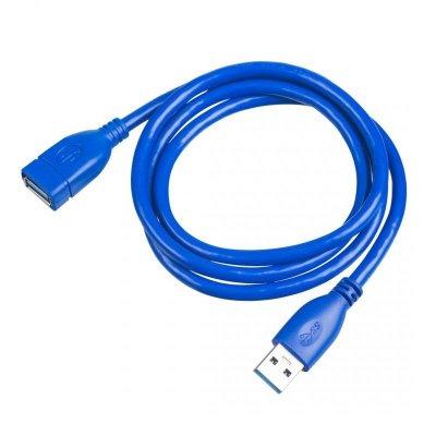 AKYGA PRZEDŁUŻACZ USB 3.0 AK-USB-28 NIEBIESKI