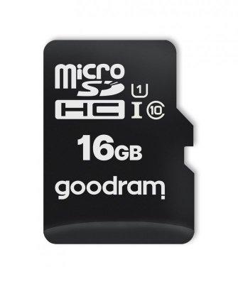 Karta pamięci GoodRam M1A0-0160R12 (16GB; Class 10; Karta pamięci)
