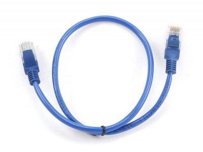 Kabel UTP GEMBIRD PP12-0.5M/B (UTP; kat. 5e)