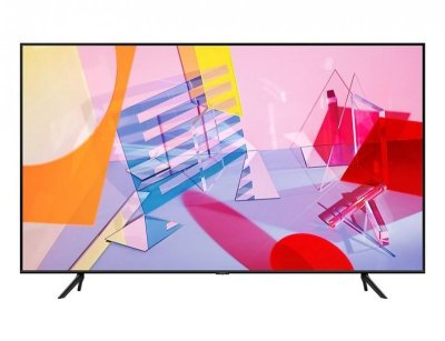 Samsung Q60T QE50Q60TAUXXH Telewizor 127 cm (50) 4K Ultra HD Smart TV Czarny