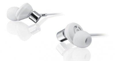 Słuchawki IBOX HPI P009 WHITE SHPIP009W (douszne; NIE; kolor biały (WYPRZEDAŻ)