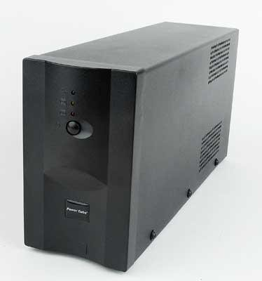 Zasilacz awaryjny UPS ENERGENIE Power Cube UPS-PC-850AP (Desktop, TWR; 850VA)