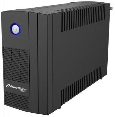 Zasilacz UPS POWER WALKER VI 650 SB FR (650VA)
