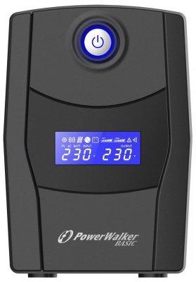Zasilacz UPS POWER WALKER VI 600 STL FR (600VA)