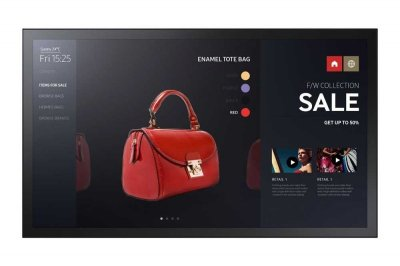 Monitor Samsung SMART Signage PM32F-BC