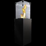 Ogrzewacz gazowy PATIO stalowy - sterowanie manualne