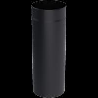 Zestaw montażowy stalowy czarny do komina fi 200