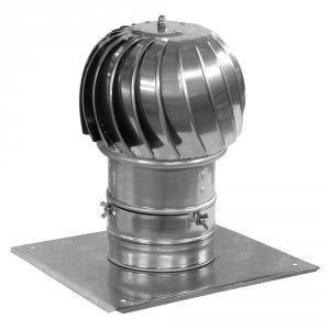 Nasada kominowa Turboflex max nierdzewny 200mm