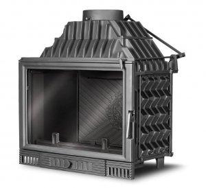 KAWMET Wkład kominkowy Standard-W1 18 kW