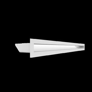 KRATKA kominkowa LUFT biały 6x80