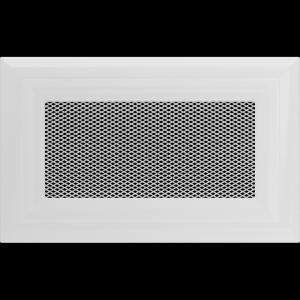 KRATKA kominkowa OSKAR 11x17 biała