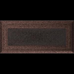 KRATKA kominkowa galwaniczna 11x24 Oskar miedziana malowana