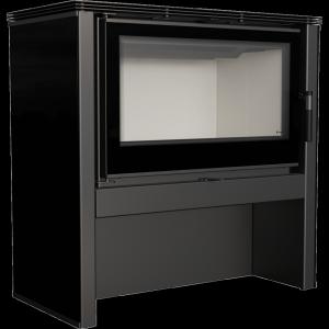 JUNO 12 kW panel czarny