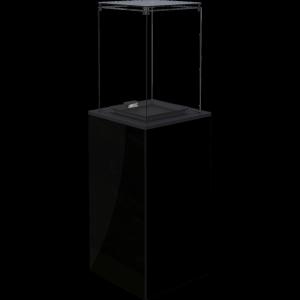 OGRZEWACZ GAZOWY PATIO MINI M panel czarny