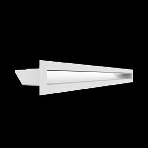 Kratka kominkowa LUFT biały 6x60
